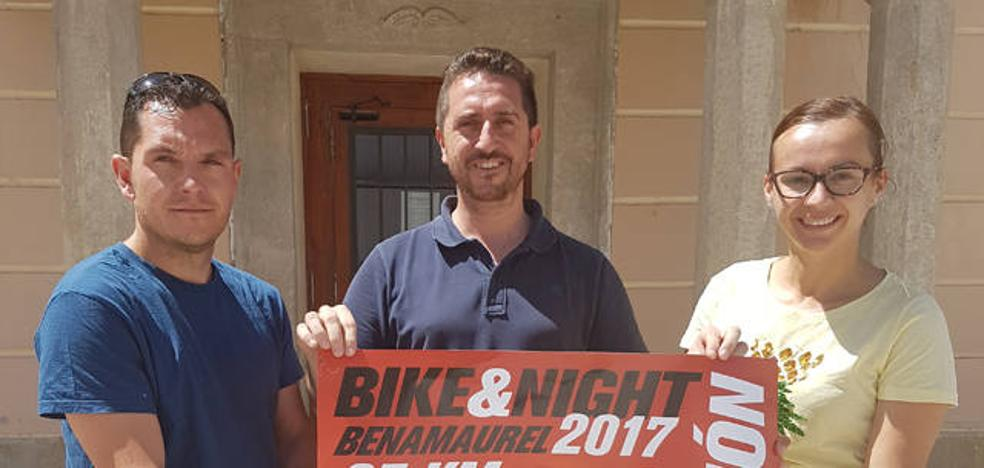 "Benamaurel se prepara para la VI ""Bike & Night"""