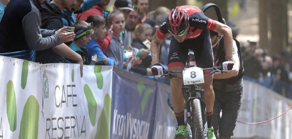 David Valero afronta el Campeonato de Europa con las medallas como objetivo