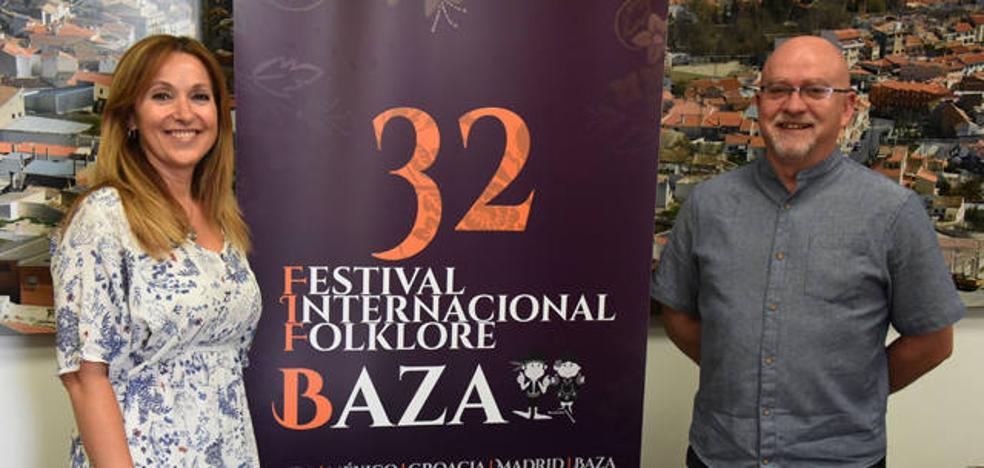 Grupos de México, Cuba, Croacia y Madrid en el 32 Festival de Música y Danza de Baza