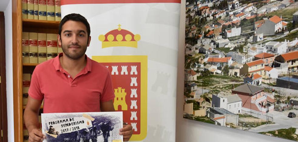 El 1 de octubre comienza en Baza el Programa Municipal de Senderismo