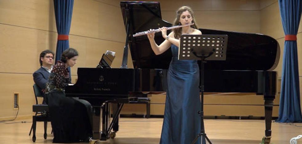 El VI Concurso Internacional de Música de Cámara Antón García Abril el 27,28 y 30 de septiembre