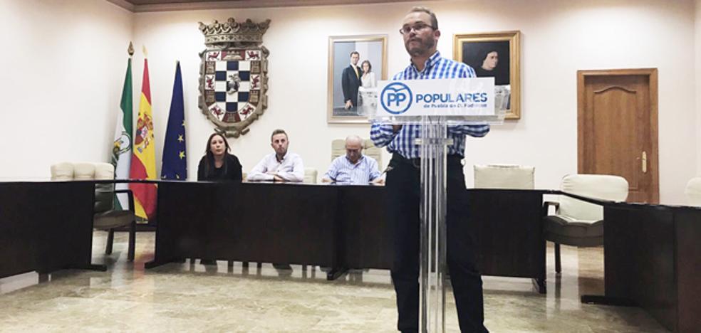 Mariano García, reelegido presidente del PP de La Puebla