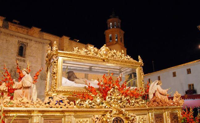 Se disuelve la Agrupación Parroquial del Santo Sepulcro