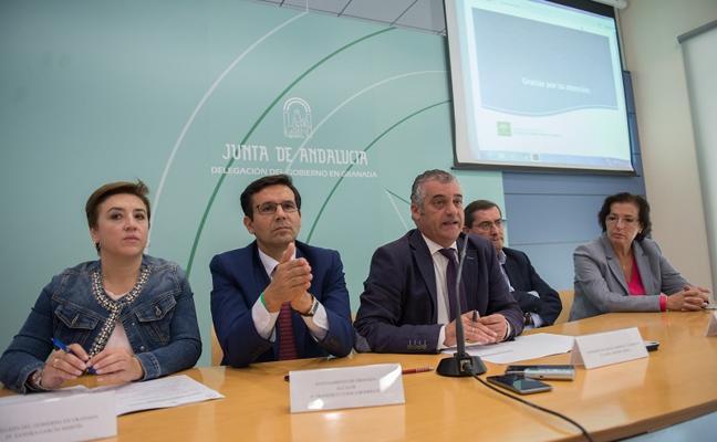 La Junta asegura que no hay nuevas empresas por la falta del eje Caparacena-Baza-La Ribina
