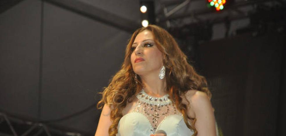 Elena Romera encabeza el cartel del espectáculo de copla, flamenco y poesía de Castillejar