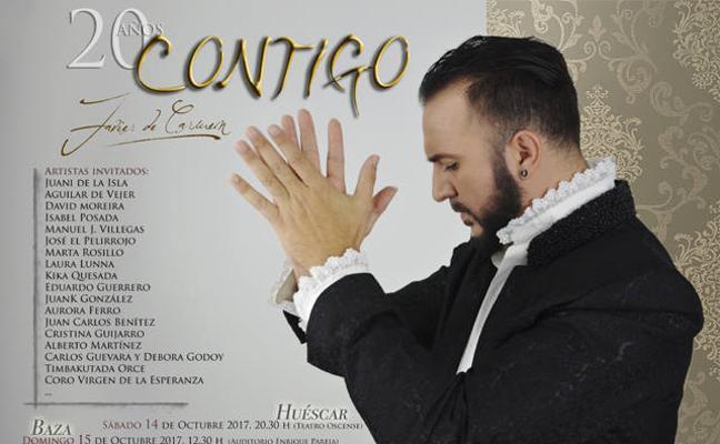 Javier de Carmen presenta 'Contigo' para celebrar sus 20 años sobre los escenarios