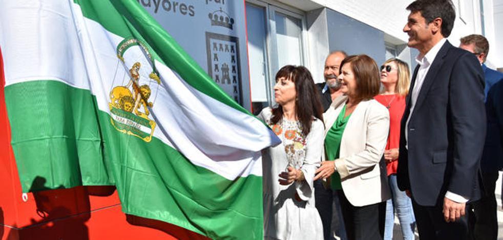 La Junta amplía las plazas concertadas en la residencia municipal Braulia Ramos de Baza