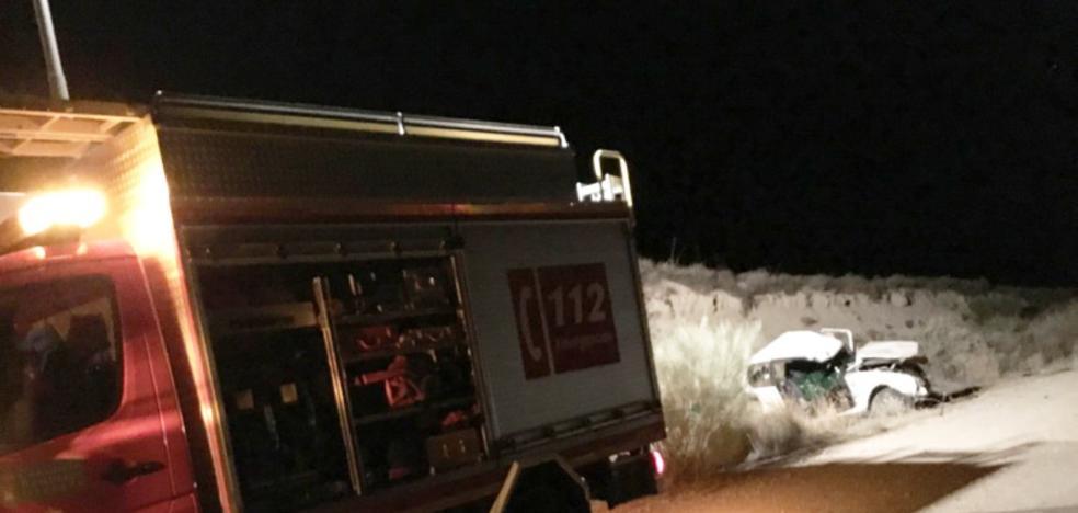 El implicado en el accidente de Cúllar con dos muertos cuadruplicó la tasa de alcohol