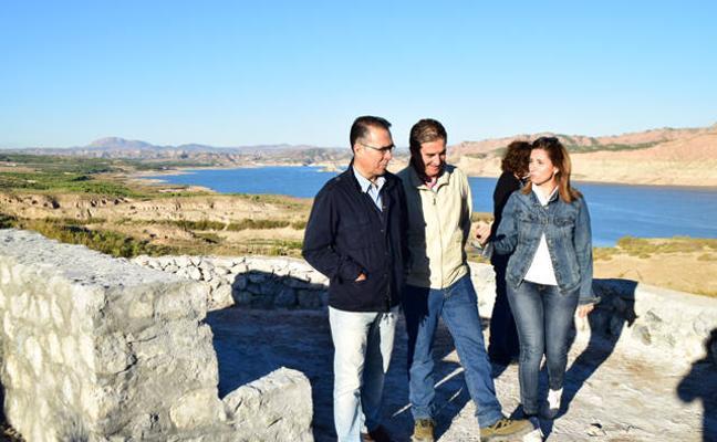 La Junta conecta Baza y Zújar con un nuevo sendero