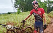 Juan Andrés Cano afronta su segunda participación en el Campeonato del Mundo X-Terra de Hawai