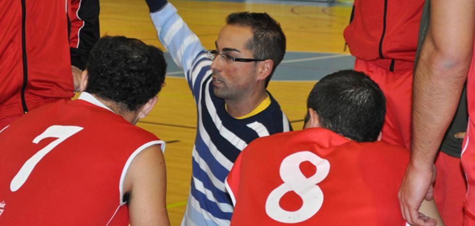 El Multiópticas, muy penalizado por los árbitros, pierde otra vez en casa ante el Forus Medacbasket