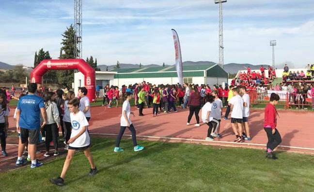 El Ayuntamiento y los centros educativos se unen para organizar los Juegos Deportivos Escolares
