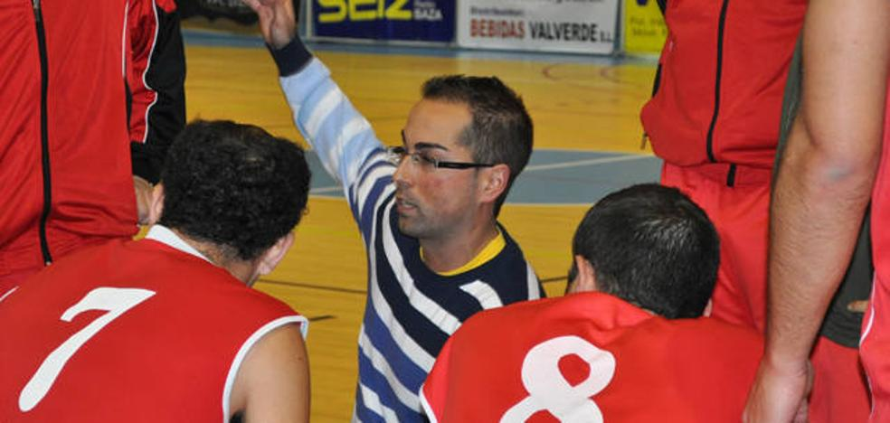 Mariano García deja de ser entrenador del Multiopticas Baza