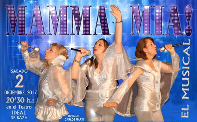 El Taller Municipal de Teatro 'Sierra del Pozo' pone en escena el musical 'Mamma mia'