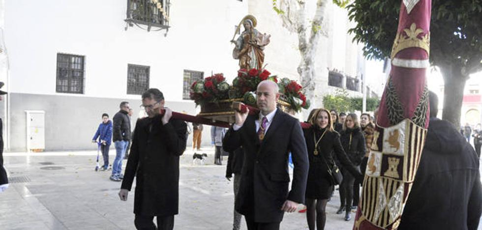 Baza conmemora el 528 aniversario la toma de la ciudad y la festividad de Santa Bárbara