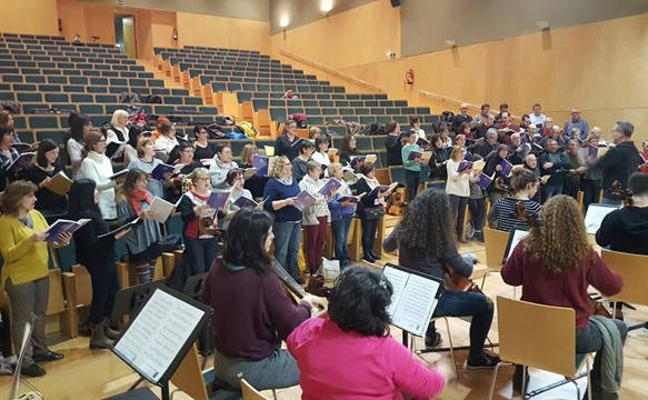 La Orquesta y Coro de la Academia de Artes Escénicas de Baza de gira por Cataluña