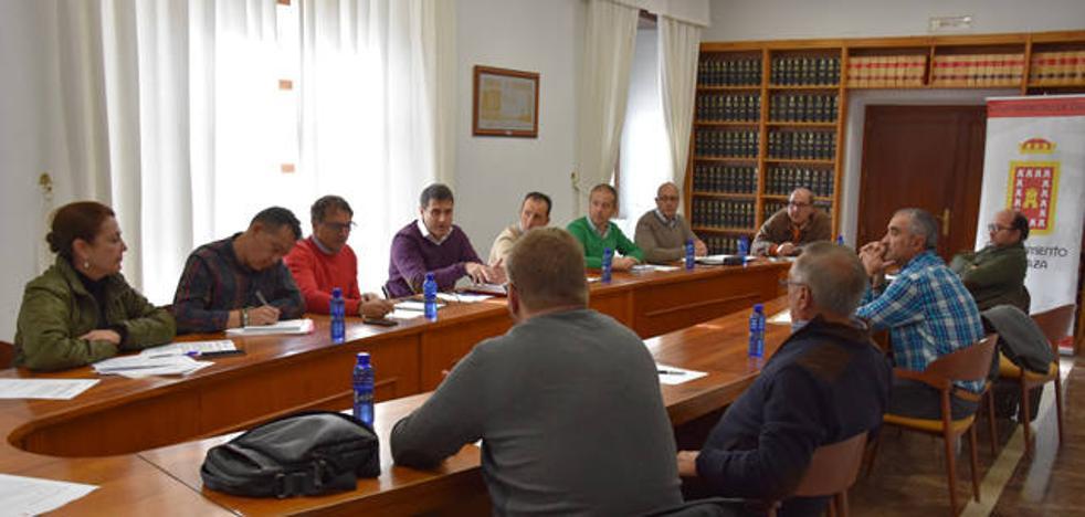 La Mesa del Pacto Local por el Empleo pide al Gobierno de España la construcción de la línea de 400 Kv