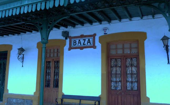 La estación de ferrocarril de Baza será rehabilitada
