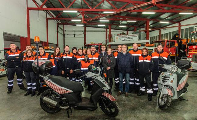 Baza destina 61.000 euros para Protección Civil