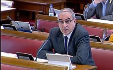 El PP rechaza en el senado la moción del PSOE sobre la línea Caparacena-Baza-La Ribina
