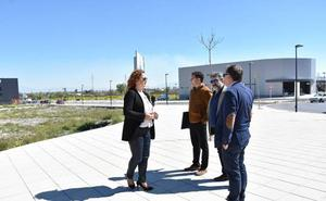 La Junta garantiza la financiación de la nueva estación de autobuses de Baza para este año