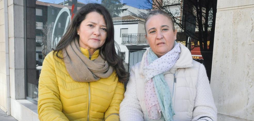 Baza se vuelca con el vecino que perdió una pierna la pasada Navidad al enfrentarse a un atracador