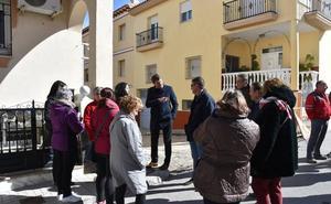 Comienzan los trabajos de renovación de redes de servicio de la Huerta del Pino