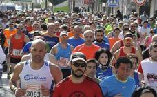 La lluvia y el frío amenazan a la 42 edición de la Media Maratón Ciudad de Baza