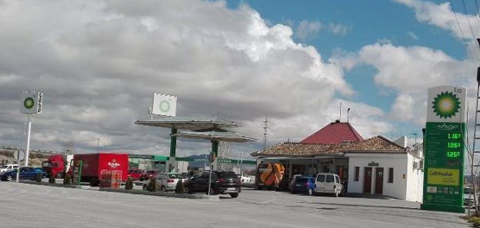 El atracador de la gasolinera de Baza que dejó encerrado a un empleado ha sido arrestado