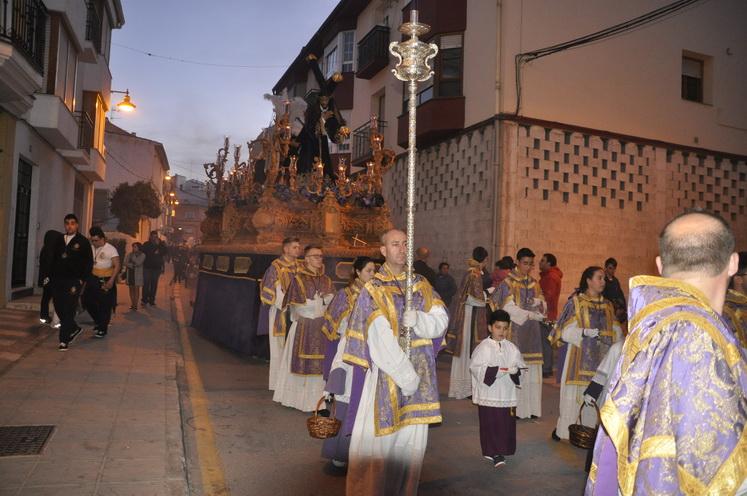 El Nazareno, en Baza