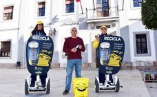 La campaña 'Recicla y respira' regresa otra vez a Baza