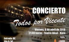 El pianista Isaac Villalba ofrece un concierto benéfico