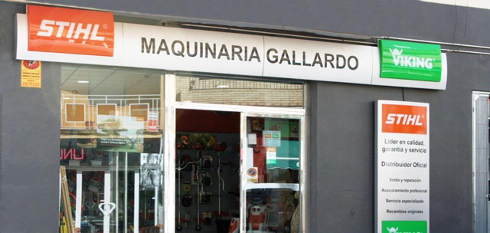 Maquinaria Gallardo, distribuidor oficial de STIHL para las comarcas de Baza y Huéscar