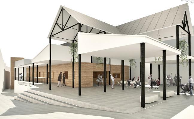 Cultura da luz verde a la remodelación de la plaza de Abastos de Baza