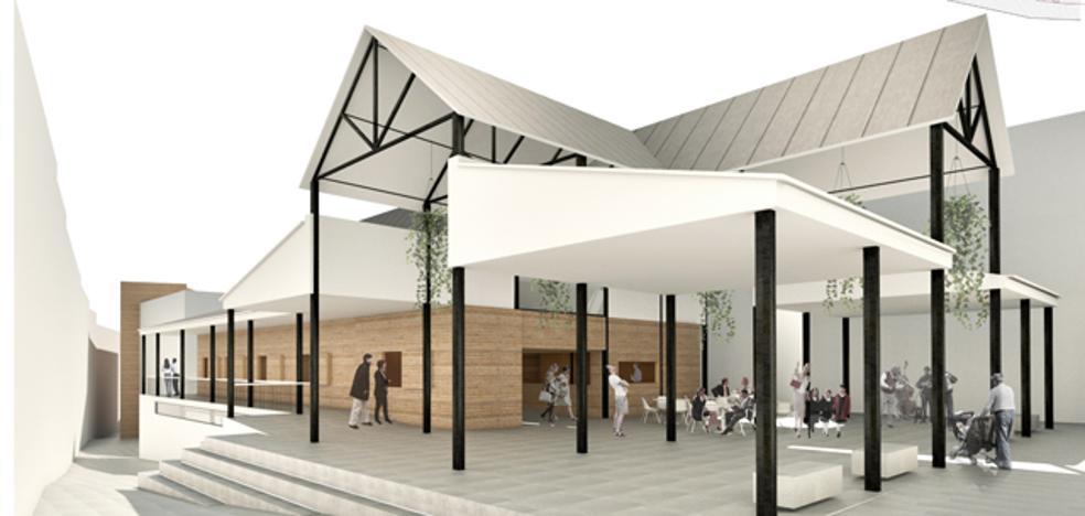 Cultura da vía libre a la remodelación de la Plaza de Abastos