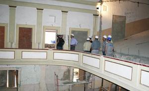 Adjudicadas las obras de rehabilitación del teatro Dengra