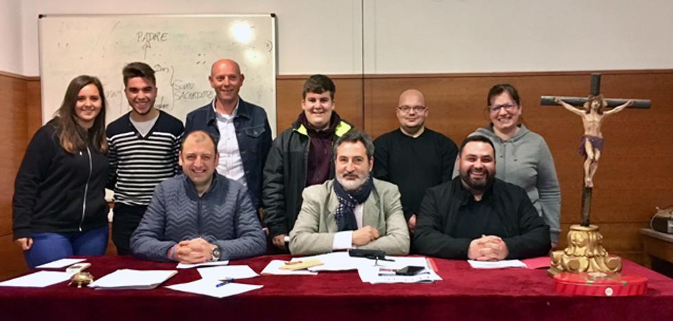 Finaliza el mandato de la Junta Permanente de la Federación de Cofradías de Baza