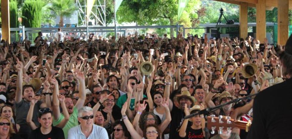 El BluesCazorla cierra el programa a la espera de recibir 10.000 asistentes