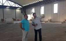 El Ayuntamiento de Huesa finalizará la construcción del polideportivo de esta localidad con fondos de Diputación