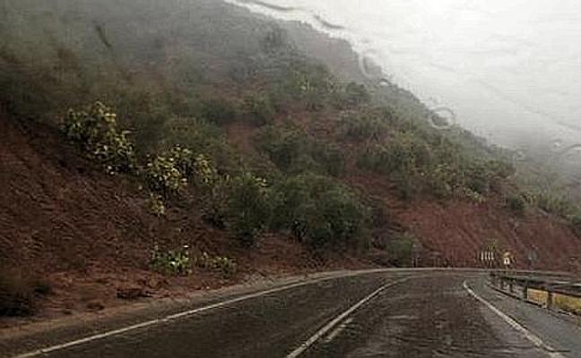 Aviso amarillo por lluvias y tormentas en Cazorla y Segura