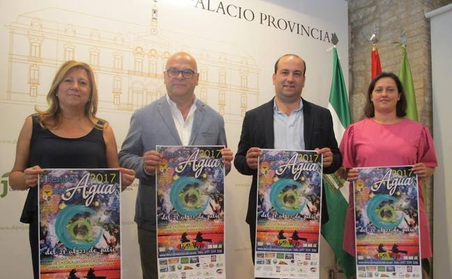 Pozo Alcón mostrará todo su potencial turístico en el I Festival del Agua, que se celebrará del 21 al 23 de julio