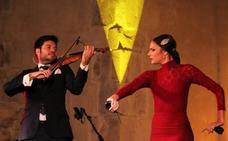La vida es bella en Cazorla con el violín de Paco Montalvo