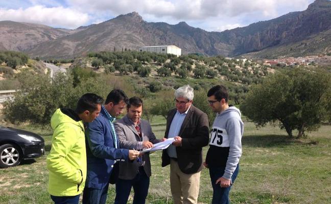 Huesa y Quesada contarán con dos puntos de acopio y transferencia de residuos de la construcción y demolición