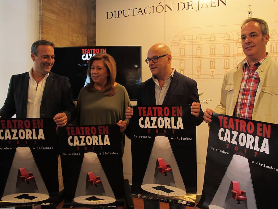 Una treintena de compañías actuarán en la 21ª edición del Festival Internacional de Teatro de Cazorla