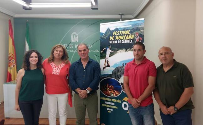Unos 400 corredores se darán cita en Quesada en el Festival de Montaña Sierra de Cazorla