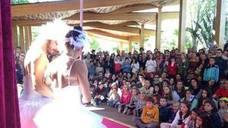 Cazorla celebra este fin de semana el ciclo de Teatro de Calle del FIT con 14 compañías