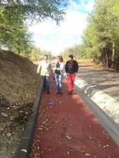 La Junta destina 140.000 euros en obras para la mejora de la seguridad vial en varios accesos a Peal de Becerro