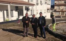 La Diputación financia la adecuación de la zona de entrada a Quesada por la carretera de Huesa