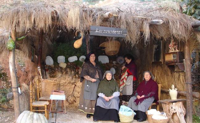 Unas 300 personas participarán el 23 de diciembre en el Nacimiento Viviente de Fontanar