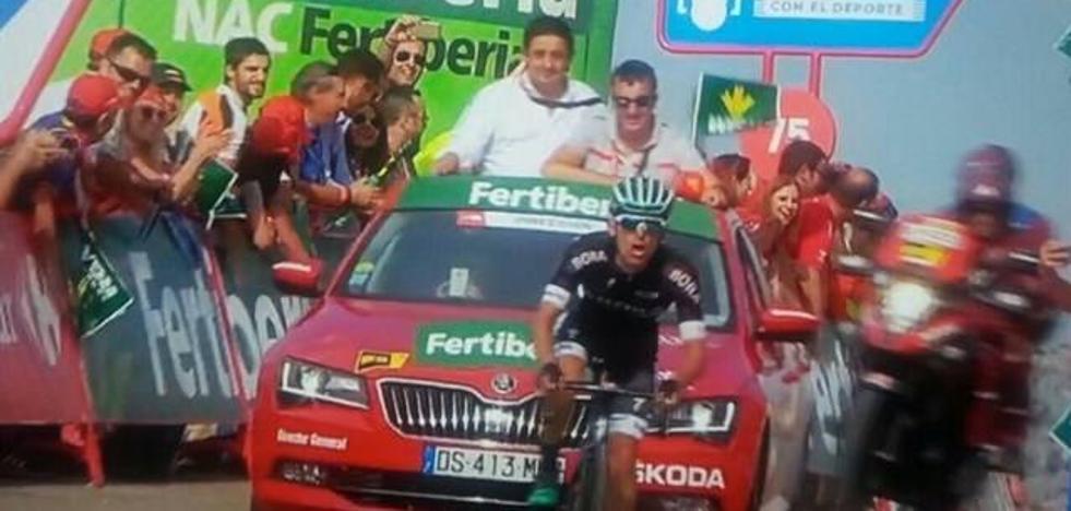 La Vuelta Ciclista volverá a la provincia con final de etapa en Pozo Alcón y comienzo de otra en Linares